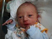 ELIÁŠ UŽDIL z Broumova přispěchal na svět 31. ledna 2017 v 11.34 hodin, vážil 2650 g a měřil 49 cm. Je prvním děťátkem rodičů Anity a Ondřeje.