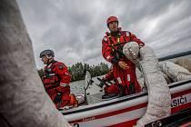 Smyslem prověřovacího cvičení je ověření akceschopnosti jednotek požární ochrany a dalších složek integrovaného záchranného systému.