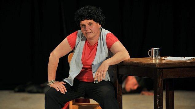 Představení divadelního spolku Jirásek – skupina TEMNO z Týniště nad Orlicí
