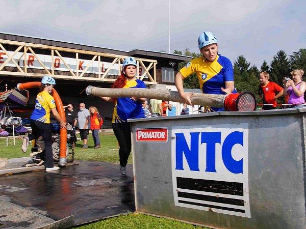 Ženským titulem se letos mohou pochlubit hasičky Kramolny NTC.