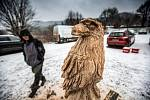 Soutěž Dřevorubec roku v Adršpachu