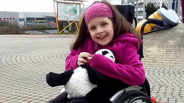 Pro Michalku se 12. srpna koná v Martínkovicích charitativní akce, jejíž výtěžek bude předán rodičům a použit na nákup speciálního vertikalizačního stojanu, který se snadno změní na židličku nebo lehátko.