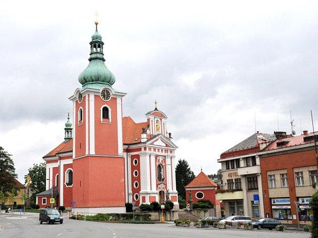 Dny evropského kulturního dědictví v Červeném Kostelci.