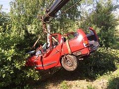 Tragická dopravní nehoda u Vysokova si vyžádala jeden lidský život
