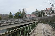 Sepský most před rekonstrukcí.
