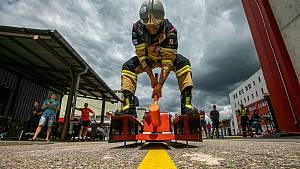Ve Velkém Poříčí porovnávali svou výkonnost ti nejtvrdší hasiči z celé ČR
