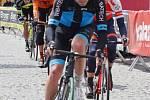 Finále cyklistického závodu Visegrád 4 Bicycle race se jelo v neděli v Náchodě.