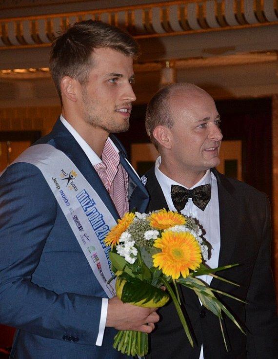 Muž roku 2014 spolu s Davidem Novotným.