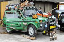 Tuning sraz u přehradní nádrže Rozkoš předvedl návštěvníkům nablýskaná vozidla různých značek i provedení.