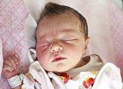 VALERIE STŘEDOVÁ z Náchoda je prvním děťátkem Zuzany Středové Netrvalové a Jana Středy. Holčička se narodila 29. května 2017 ve 23.18 hodin, vážila 3490 gramů a měřila 49 centimetrů.