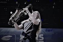 """Benefiční """"Koncert pro Petra a Pavla"""" v broumovském kostele zahájí v sobotu 12. října v 16 hodin Noah-Benedikt Hahn - mladý německý saxofonista s kořeny na Broumovsku. Foto: archiv Noah-Benedikt Hahn"""