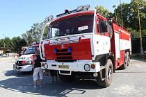 Oslavy novoměstských dobrovolných hasičů se konaly v průběhu několika dní. V pestrém programu nechyběl i velký dětský den, houslový koncert či Minifesťák.