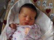 KRISTÝNA KLEMENTOVÁ poprvé vykoukla na svět 2. září 2016 v 15.22 hodin. Po narození vážila 3070 g a měřila 50 cm. S maminkou Martinou a roční fenečkou Eimi jsou z Police nad Metují.