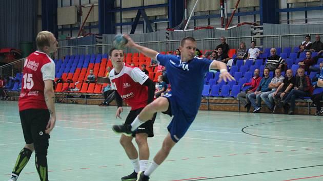 Házenkáři Náchoda nejprve přivítali v Českém poháru Duklu Praha, o pár dní později pak v lize Vršovice.