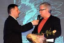 Slavnostní vyhlášení ankety Sportovec roku se uskutečnilo v hronovském Sále Josefa Čapka.