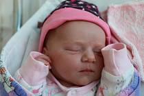 VALÉRIE PANCHÁRTKOVÁ z Broumova je prvním děťátkem Anety Cilerové a Jiřího Panchártka. Holčička se narodila 21. února 2018 v 5,53 hodin, vážila 2735 gramů a měřila 46 centimetrů.