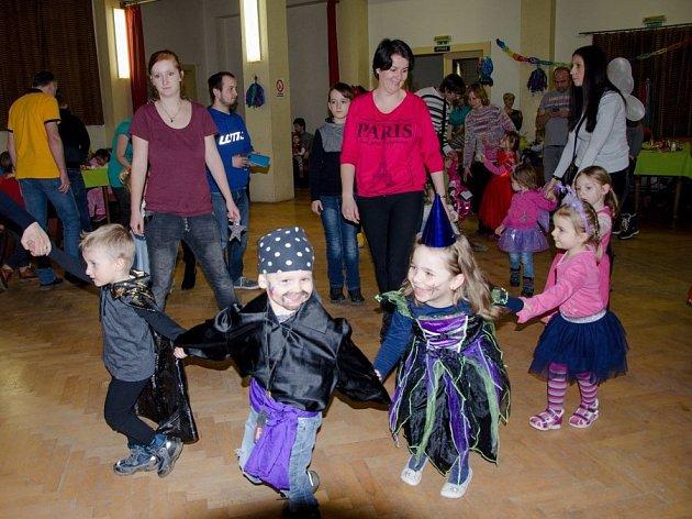 Dětský karneval v České Skalici