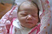 TEREZA ANDRŠOVÁ z obce Sudín se narodila 13. září 2017 v 9,46 hodin. Holčička vážila 3380 gramů a měřila 50 centimetrů. Rodiče Pavlína a Filip Andršovi mají doma ještě dvouletého Filípka.