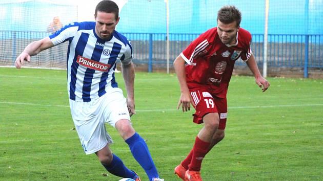 Hráč FK Náchod Martin Malý převzal v neděli na Žofíně cenu za nejkrásnější trefu uplynulé sezony ve výkonnostním fotbalu.