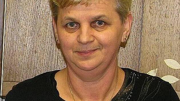 Zdeňka Beková.