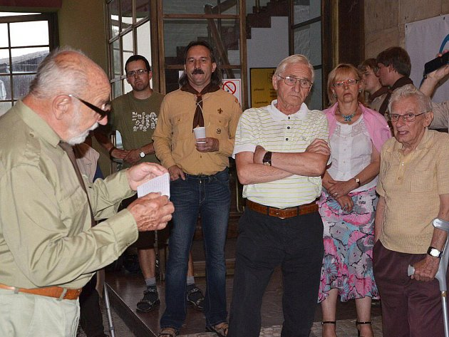 Náchodský Junák slaví 100 let od svého založení.