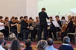 Čtyři dekády existence Komorního orchestru ZUŠ Hronov