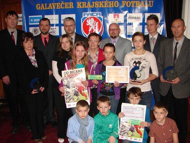 Spoludržitelem Junior ceny 2012 se stal MFK Nové Město nad Metují.