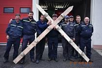 Historie hasičů v Adršpachu je stará již 140 let.