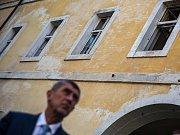 Vláda na návštěvě v Královéhradeckém kraji. Adrej Babiš a vláda zavítali do Josefova.