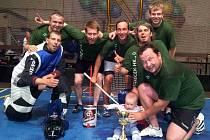 JAROMĚŘ OPEN 2013 ovládl tým Hockejky a stal se tak prvním týmem, který dokázal na Openu obhájit vítězství.