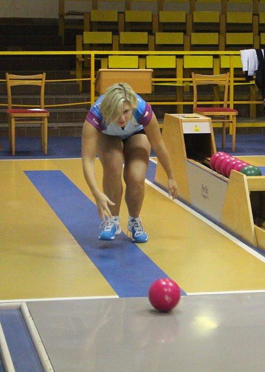 ČESKÁ reprezentantka Aneta Cvejnová byla jednou z klíčových postav stříbrného náchodského družstva.