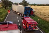 Tragická nehoda u Dolan u Jaroměře