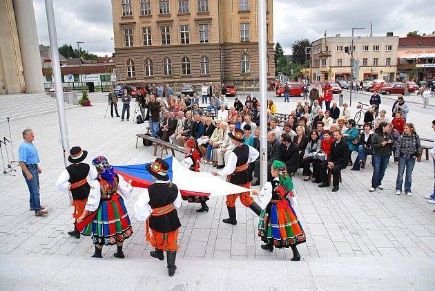 Oslavy 650 let města Hronova.
