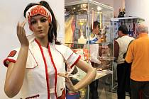 S úspěchy náchodských sportovců v poslední době mají zájemci možnost seznámit se až do 9. března ve výstavní síni Regionálního muzea v Náchod.