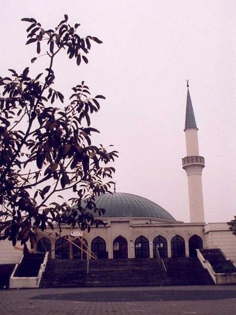 Islám ve Vídni.