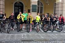 Zaměstnanci náchodské radnice se zúčastnili projektu Do práce na kole.