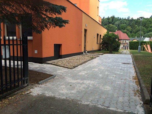 ZŠ Komenského - Sokolská ulice.