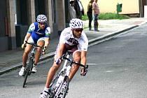 NA START závodu se v Náchodě postavili i závodníci katarského národního týmu, žádnou díru do světa zde ale neudělali.