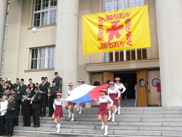 Jiráskův Hronov 2006.