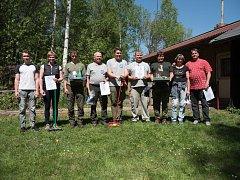 Vítězem soutěže se stalo rodinné družstvo Kolbových z Police nad Metují. Druhé místo získali děda, syn a vnuk Vlčkovi z Broumova. Třetí místo vystříleli díky lepším zásahům v terči kňoura Krejcarovi.