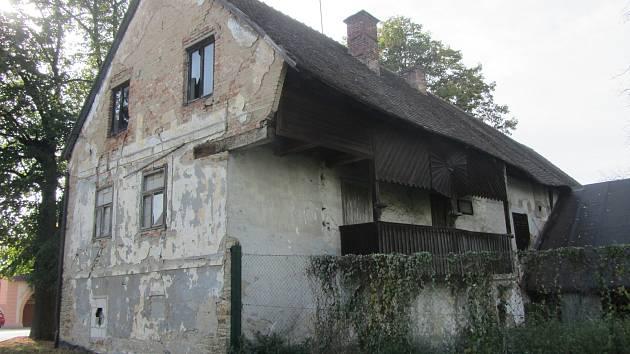 Bývalý mlýn v Českém Meziříčí čeká na rekonstrukci. Foto: Deník/Jana Kotalová