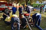 Běloveští nedávno oslavili půlkulaté výročí - 55 let nepřetržité práce s mládeží v hasičském oddílu při SDH Běloves.