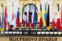 Klicperovo divadlo v Hradci Králové, ilustrační foto.