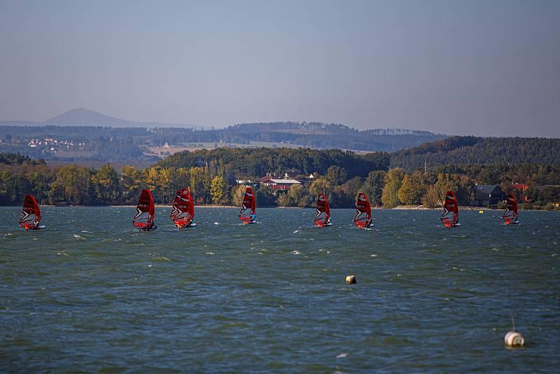 Minulý víkend se uskutečnilo na Rozkoši náhradní MMČR FUN za neodjetý závod z Nechranic.