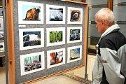 Průřez toho nejlepšího ze své tvorby představuje ve výstavní síni Městského úřadu v Červeném Kostelci desítka nejaktivnějších členů obnoveného fotoklubu, který zde funguje při Městském kulturním středisku.
