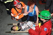 Desátý ročník záchranářského cvičení Rozkoš Rescue 2013.