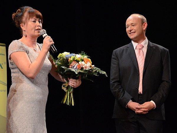 Vnáchodském Městském divadle Dr. Josefa Čížka volili Batist Nej sestřičku roku 2012.