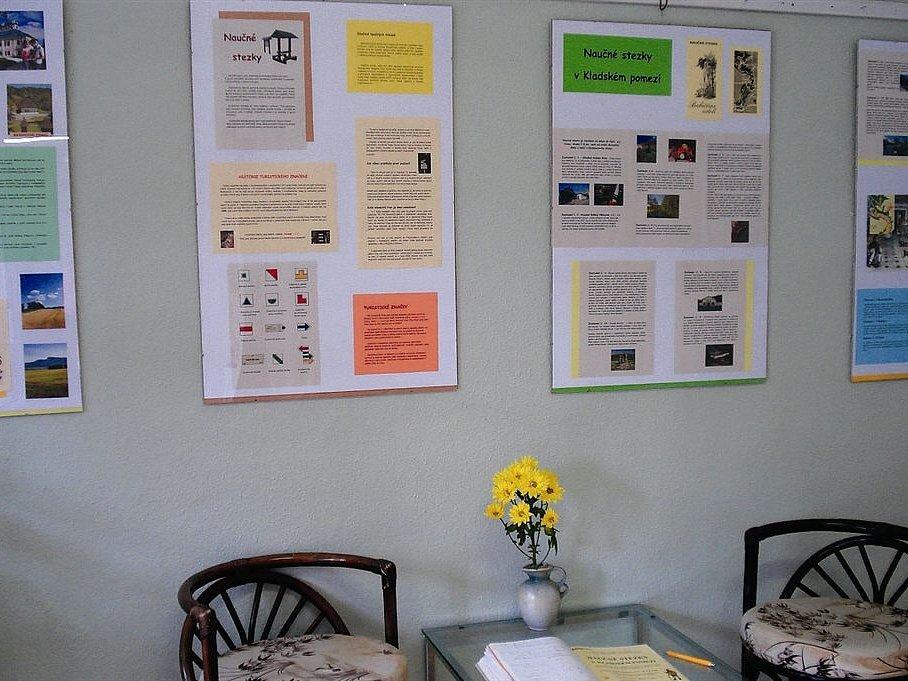 Epozice návštěvníkům představuje region Kladské pomezí. Informuje o KČT, především pak o značených stezkách a  zajímavostech.