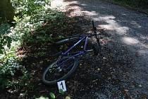 Cyklista narazil do rozvaděče, nadýchal přes 2,5 promile.