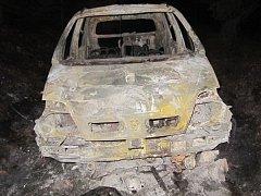 Příčinou požáru byla technická závada, a sice přehřátí motoru. Vozidlo totiž v místě zapadlo a nemohlo vyjet. Marné pokusy o vyjetí pak vedly právě k přehřátí motoru které přešlo v požár.